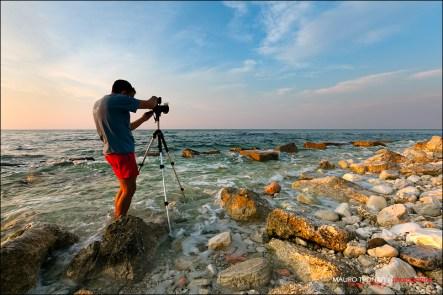 Fotografo a Portonovo