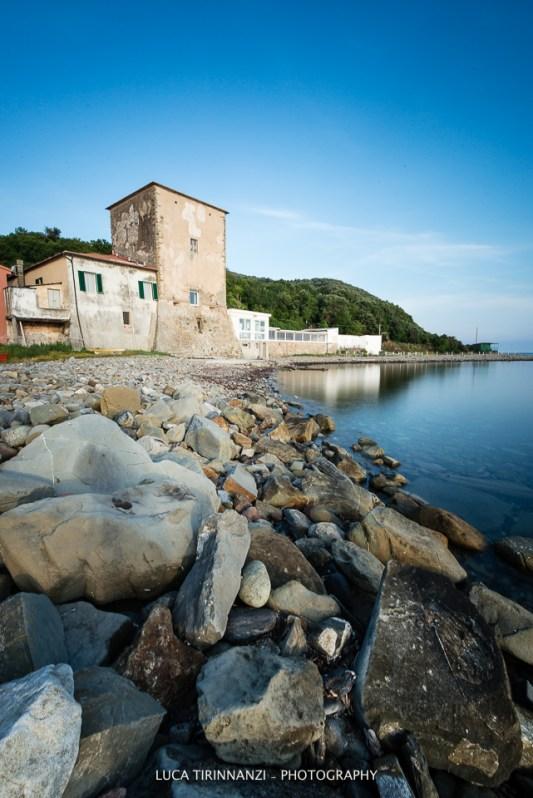Torre e spiaggia