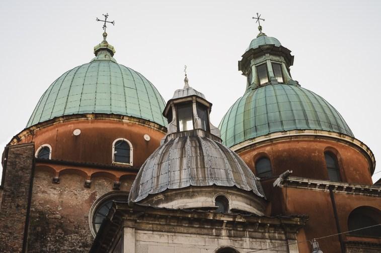Le cupole del Duomo - Treviso