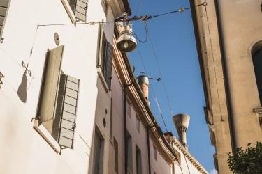 Tipici camini veneziani - Treviso