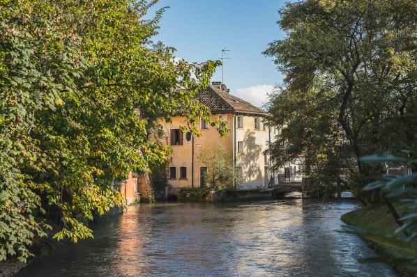 Il Fiume attraversa la città - Treviso