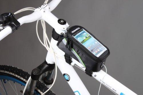"""""""Navigatore per Bici"""", dove teniamo il cell in bici?"""