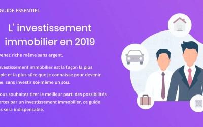 L' investissement immobilier en 2019 (le guide essentiel)