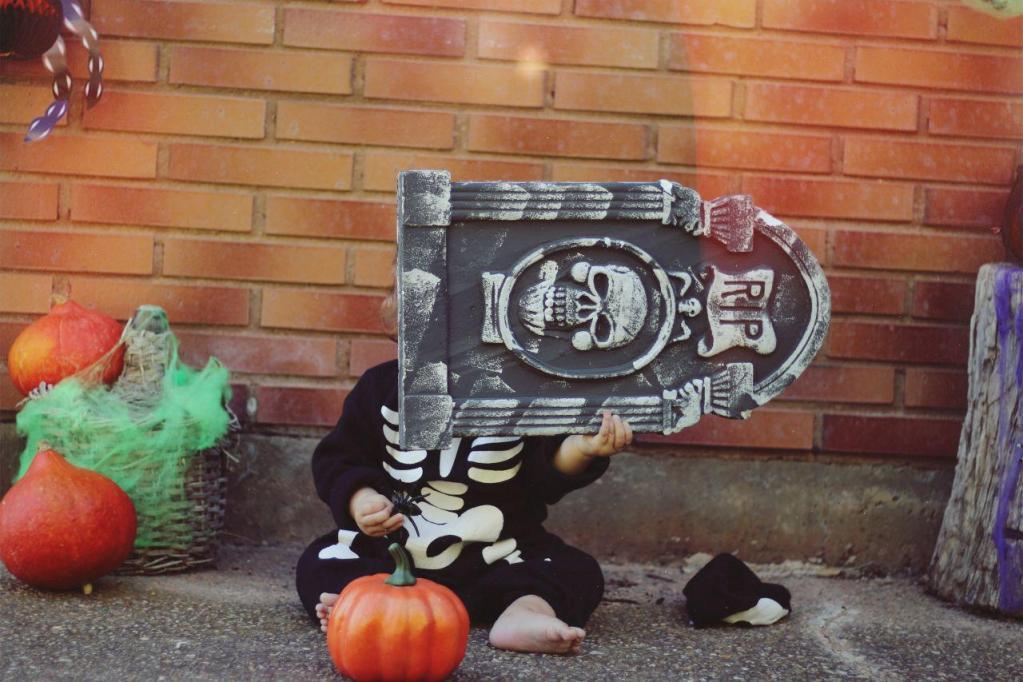 Bebé Halloween