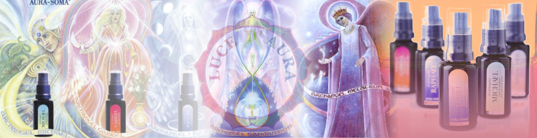 Archangeloi la pace si può raggiungere attraverso il colore che riflette noi stessi