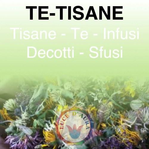 Tisane Te Infusi
