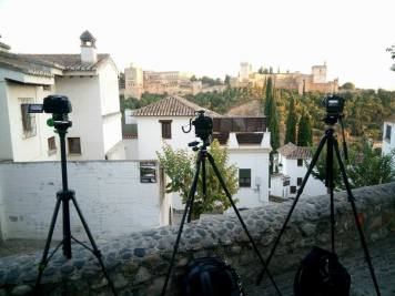 Jornada de Time Lapse en Albaicin