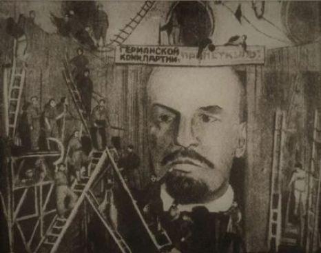 Representación del grupo Proletkult