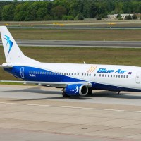 Blue Air will fly between Brussels and Constanta in summer 2017