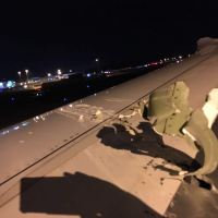 Emirates Airbus A380 and Scoot Boeing 787-8 got damaged in ground collision at Singapore Changi