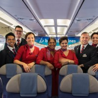 Brussels Airlines OO-SFU takes to the sky on first flight to Mumbai