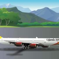 Uganda Airlines will hit the skies again this December: an artistic impression has leaked on social media