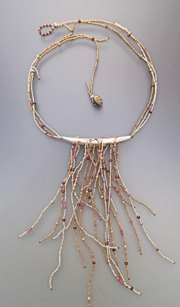 Lucia Antonelli Jewelry Pod Collar