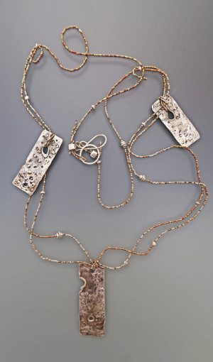"Lucia Antonelli Jewelry ""Artifacts"""