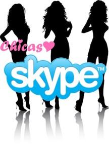 chicas webcamer por skype