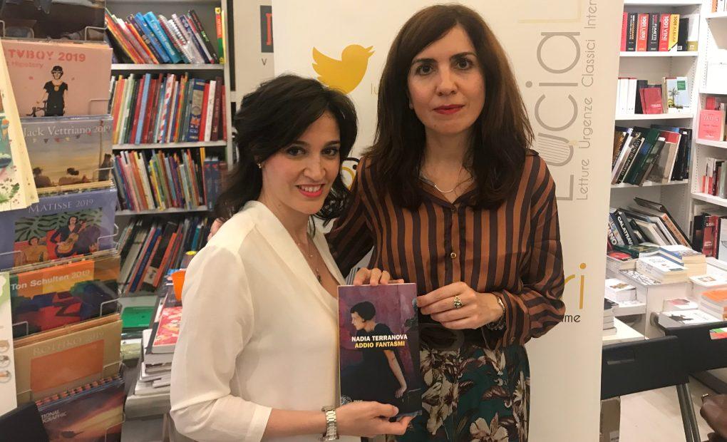 Lucia Porracciolo e Nadia Terranova