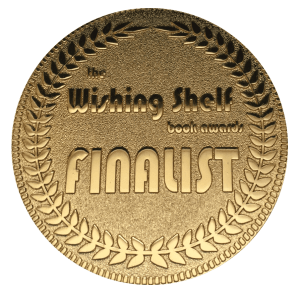 Wishing Shelf Book Award Medal