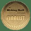 Wishing Shelf Book Award Medal