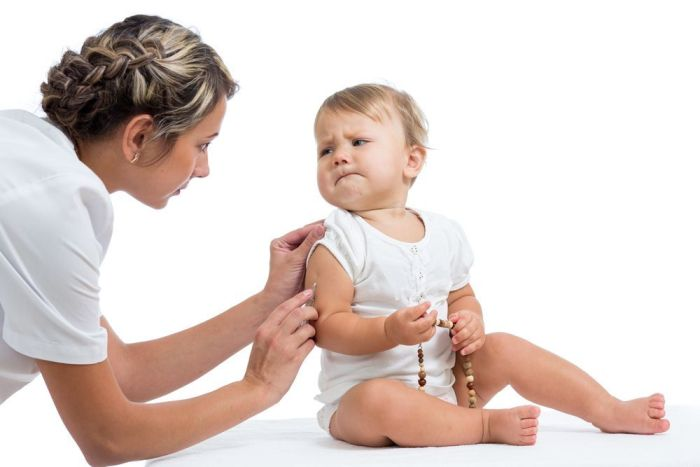 yo vacuno a mis hijos