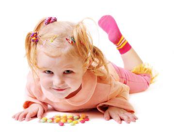 Vitaminas para los niños