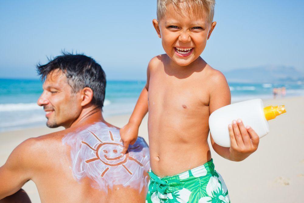 Protección solar ¿Qué debo saber? ¿Los bebés pueden ir a la playa?
