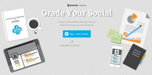 Grade your social de Hootsuite