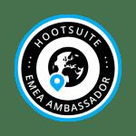 EMEA - Ambassador Badge Hootsuite