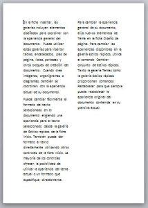 Maquetación automática de texto en columnas