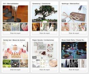 Tableros en Pinterest de Rosa Clara