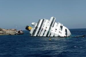 Tragedia del Costa Concordia durante unas vacaciones