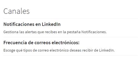 Ajuste de la frecuencia de publicaciones en Linkedin