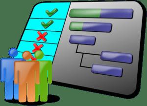 Diagrama de Gantt o Gráfico de Gantt en Excel