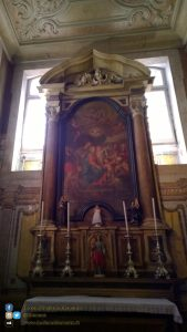 Lisbona - altare