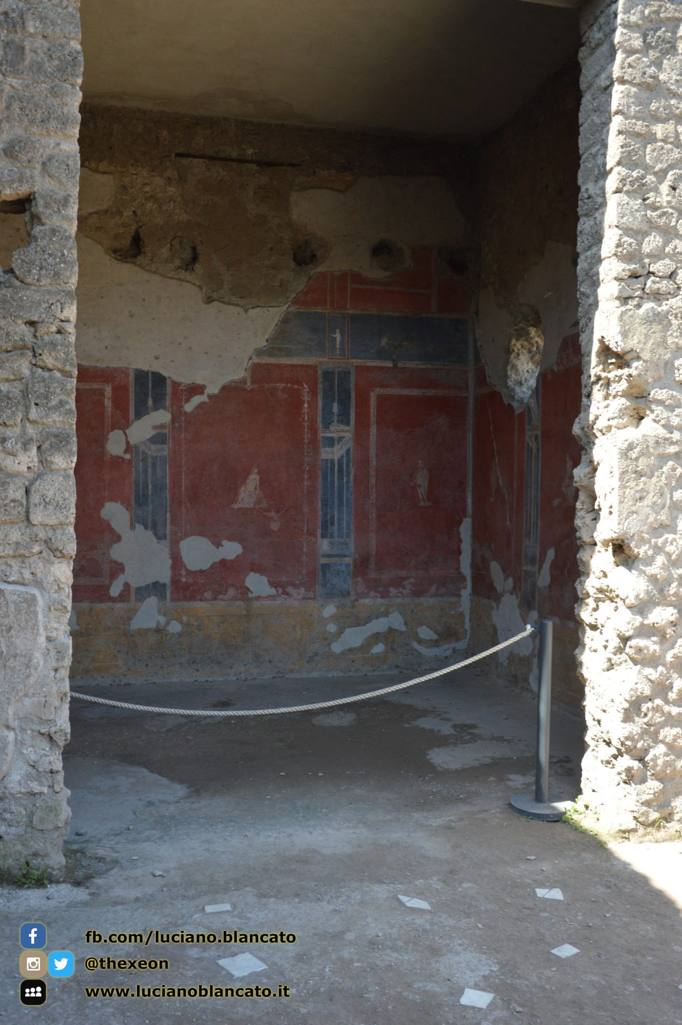 copy_Pompei - scavi - dettagli case