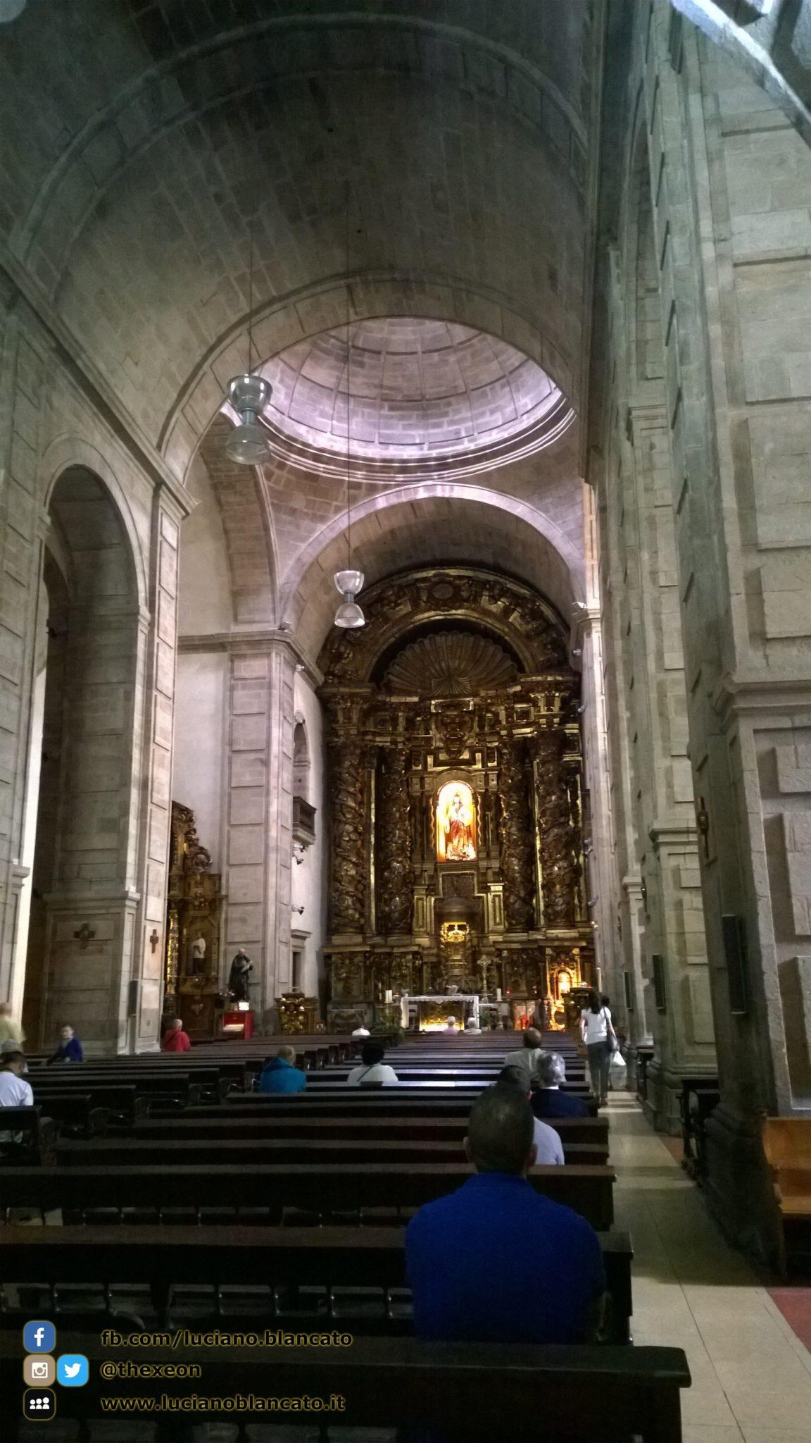 Santiago de Compostela - Convento de San Paio de Antealtares