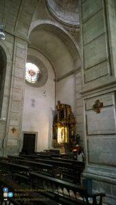 Santiago de Compostela - cappella del pellegrino
