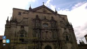 Santiago de Compostela - chiesa del pellefrino