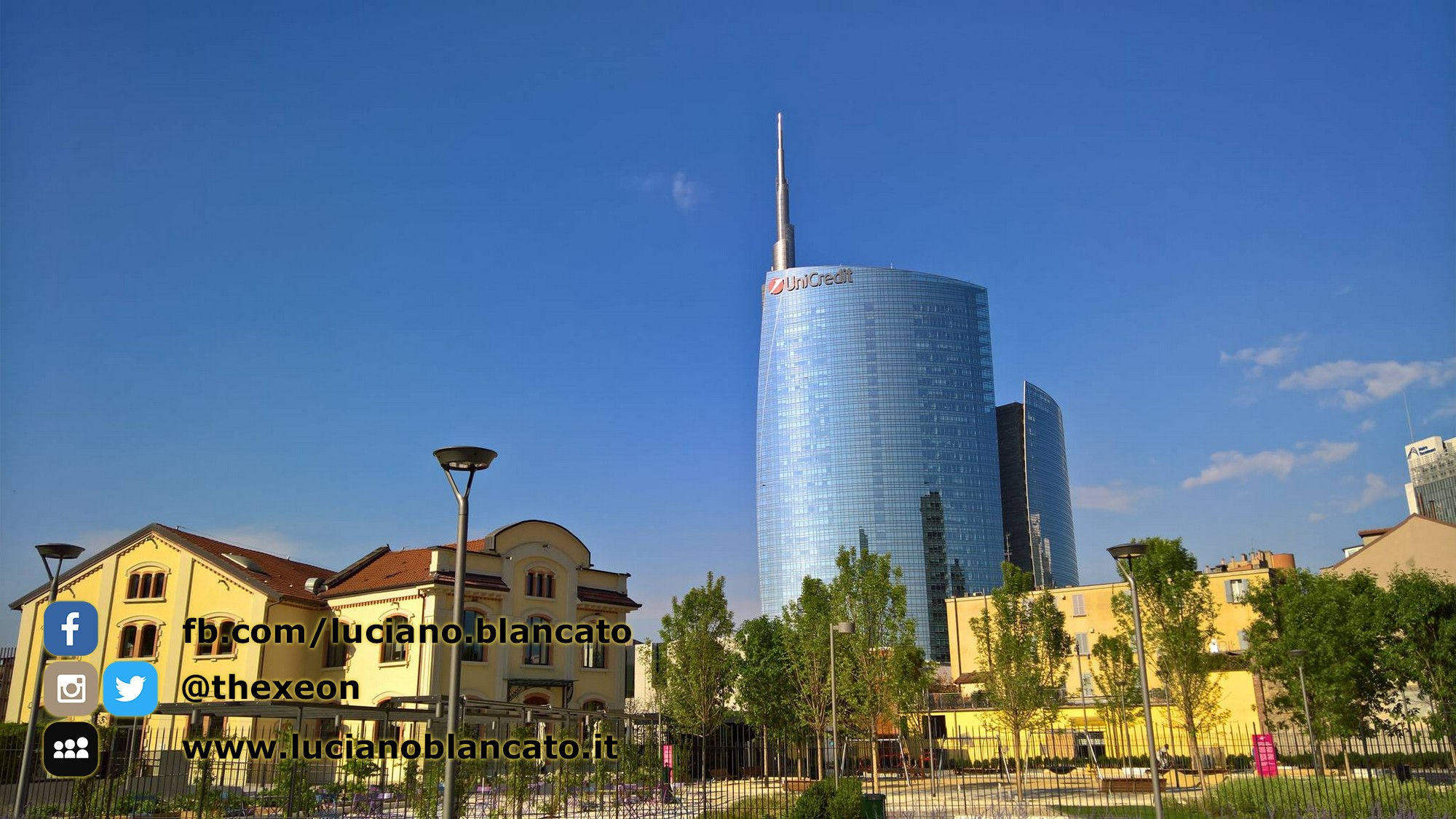 Milano - Unicredit Tower