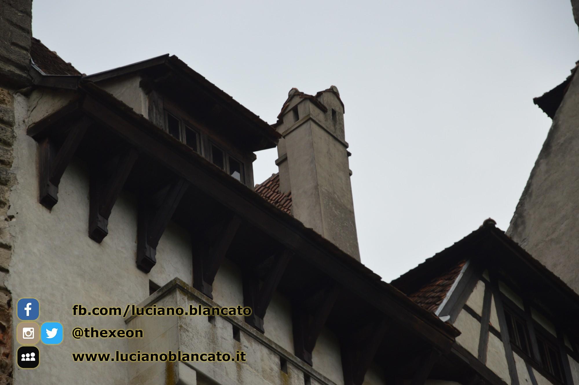copy_3_Bucarest - Castello di Bran - Vista del castello
