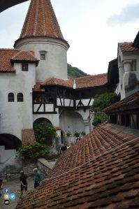 copy_15_Bucarest - Castello di Bran - Cortili interni
