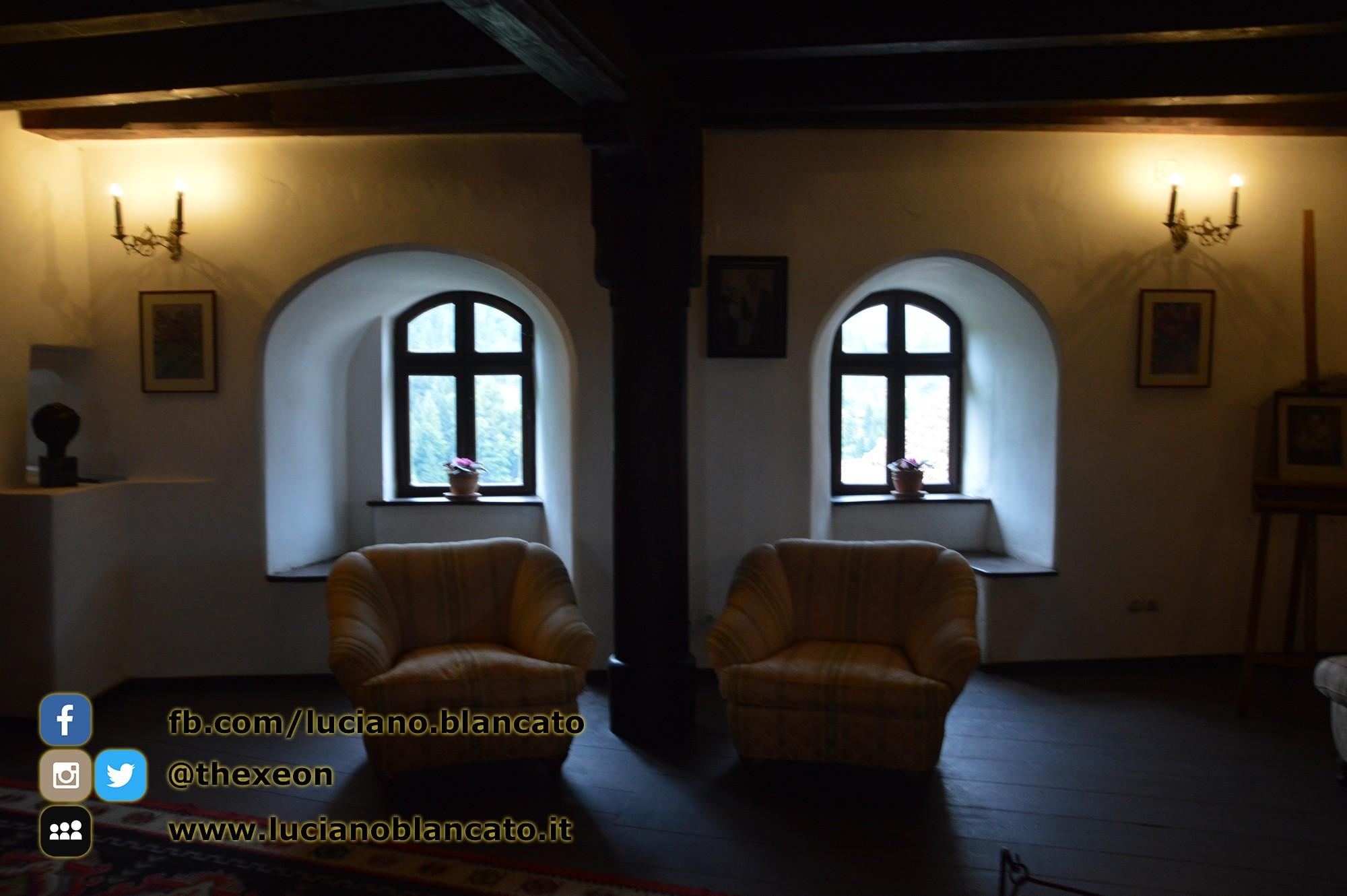 copy_3_Bucarest - Castello di Bran - Sala lettura