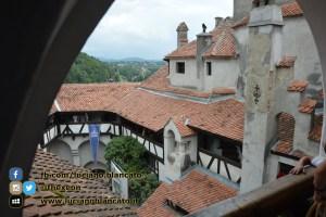 copy_5_Bucarest - Castello di Bran - Cortili interni