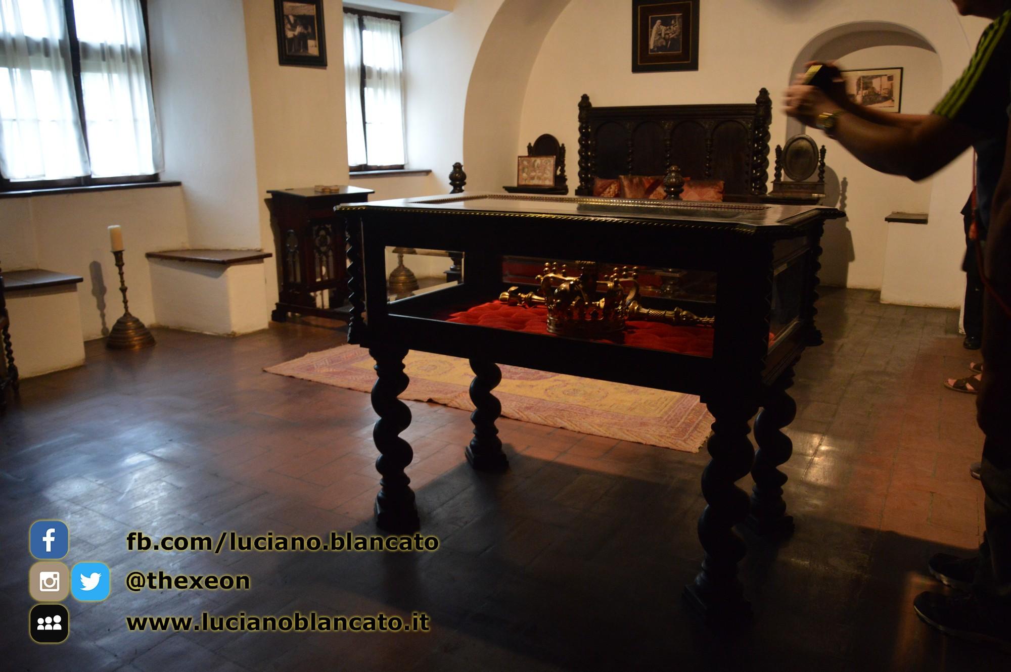 Bucarest - Castello di Bran - Camera da letto