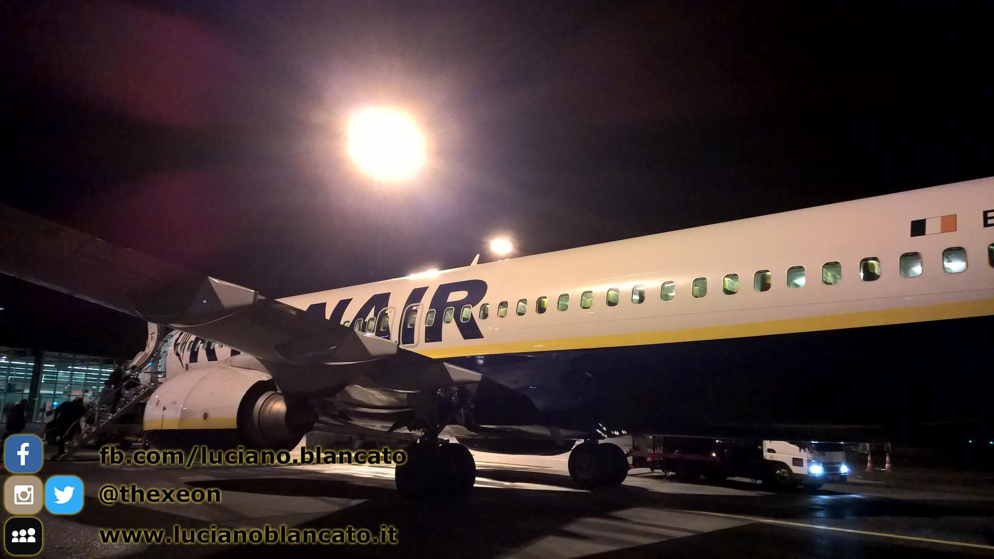 Appena atterrati a Copenaghen con Ryanair - Danimarca