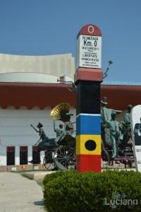 Kilometre Zero/Parcul TNB - km zero - Bucarest