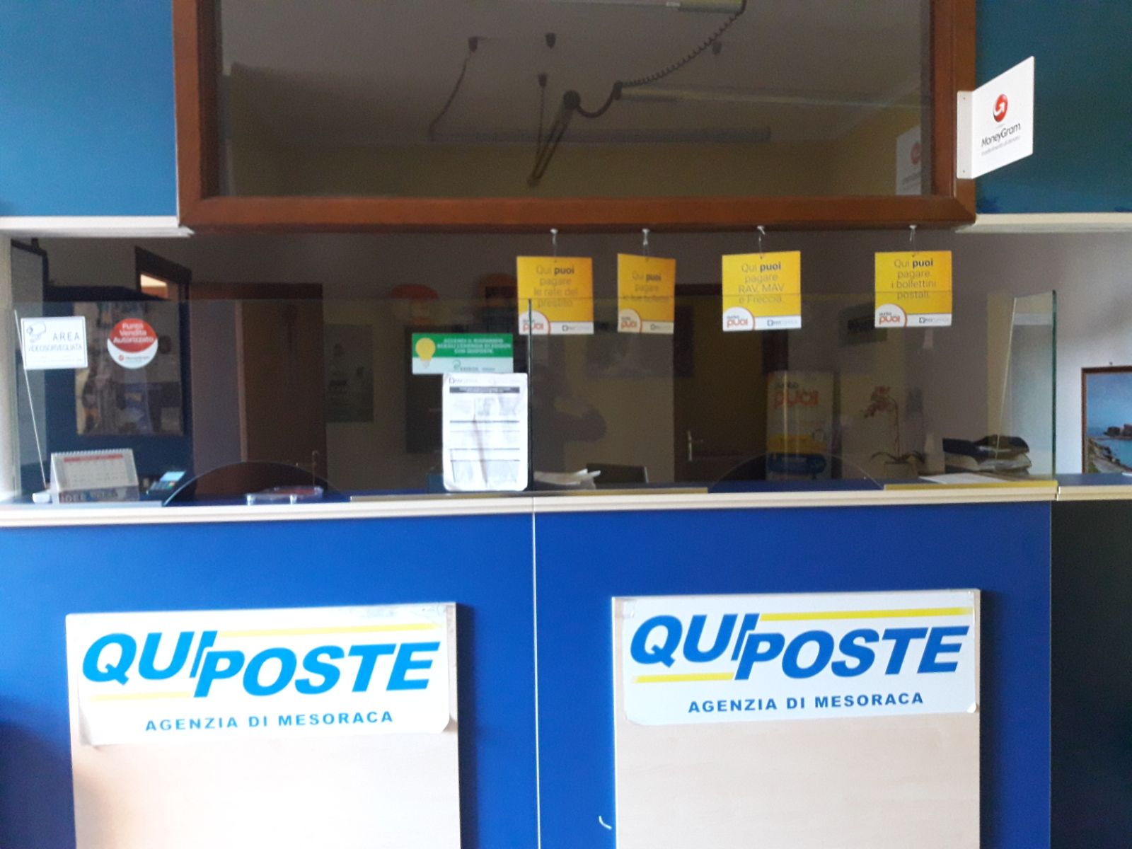 QuiPoste: punto vendita - Mesoraca