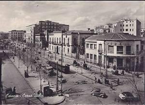 Catania antica: Corso Italia