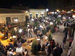 #VINIMILO2018, la piazza Belvedere