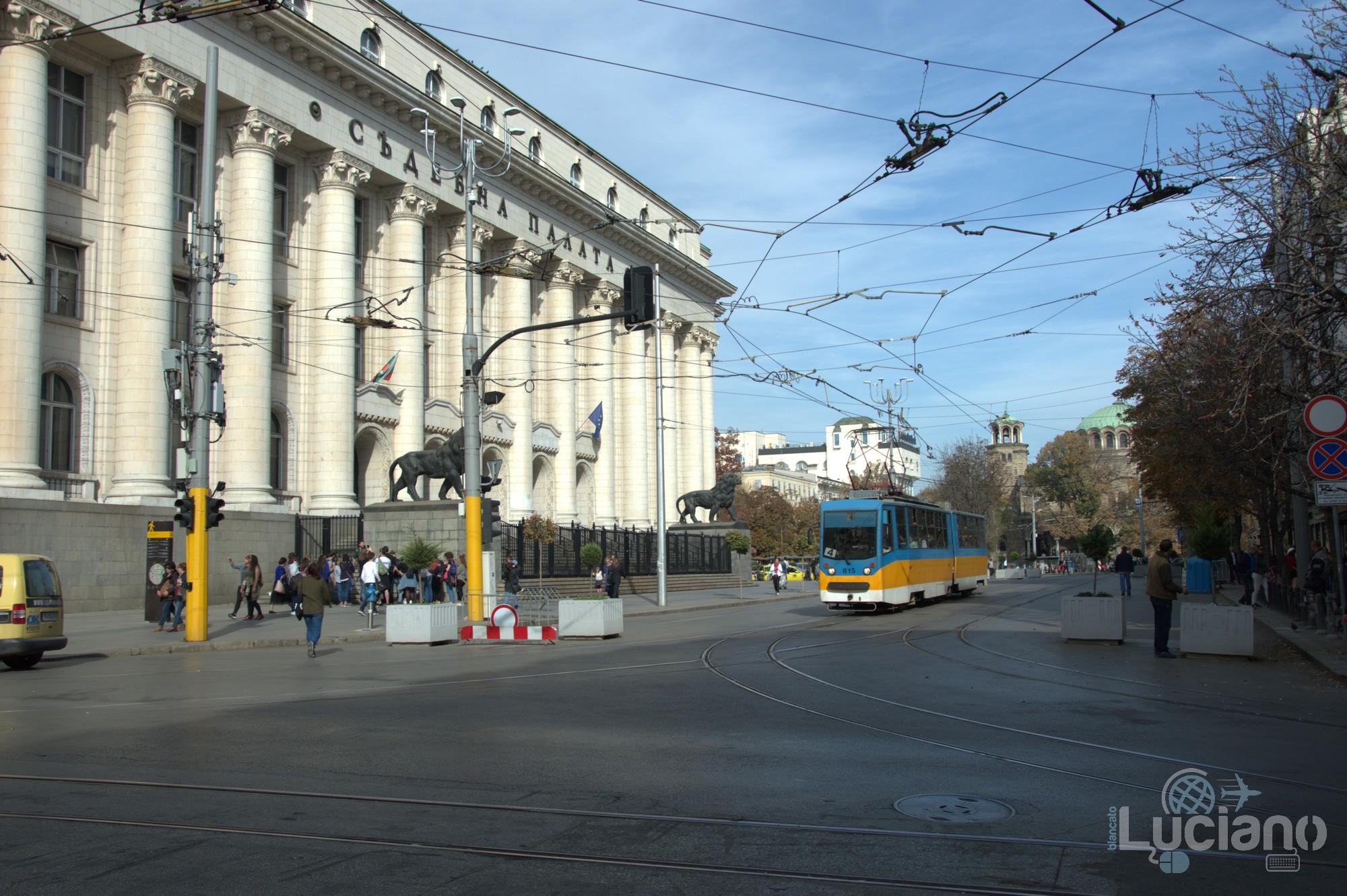 Vitosha boulevard - Sofia - Bulgaria