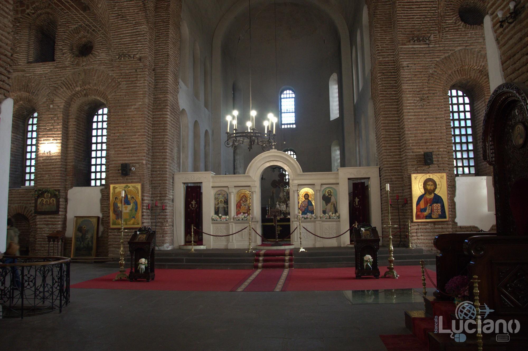 """Altare maggiore della Chiesa Sveta Sofia - Храм """"Света София"""" - Sofia - Bulgaria"""